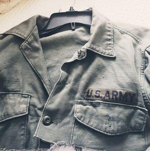 U.S. Army Crop Jacket